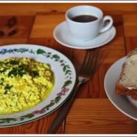 Tofucznica - śniadanie mistrzów.